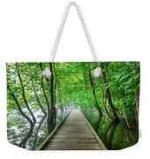 Walk Into The Mist Weekender Tote Bag
