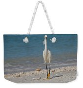 Walk This Way Weekender Tote Bag