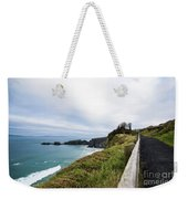 Walk To The End Of The Earth  Weekender Tote Bag