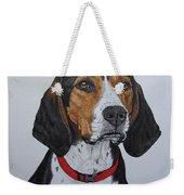 Walker Coonhound - Cooper Weekender Tote Bag