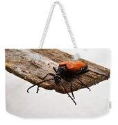 Walking Beetle Weekender Tote Bag