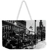 Walking In Seville - Spain Weekender Tote Bag