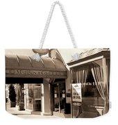 Walking Madison Weekender Tote Bag by William Dey