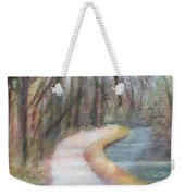 Walking The C And O Canal Weekender Tote Bag