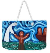 Walking On Water 2 Weekender Tote Bag by Patrick J Murphy