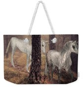 Walking Unicorns Weekender Tote Bag