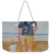Walking With Pops Weekender Tote Bag