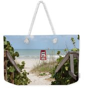 Walkway To The Beach Weekender Tote Bag