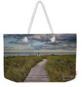 Walkway To The Beach Weekender Tote Bag