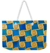 Wall Decoration From The Temple Of Amun At Malqata Weekender Tote Bag
