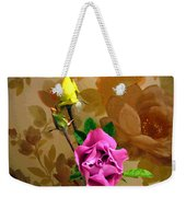 Wall Flowers Weekender Tote Bag