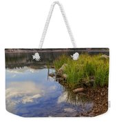 Wall Lake Weekender Tote Bag