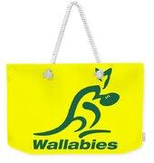 Wallabies Weekender Tote Bag