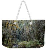 Wallace River Weekender Tote Bag