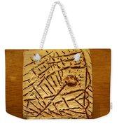 Walled - Tile Weekender Tote Bag