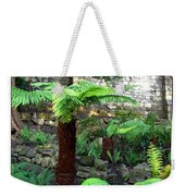 Walled Garden Weekender Tote Bag