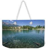 Wallowa Lake No.3 Weekender Tote Bag