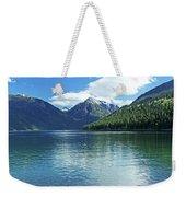 Wallowa Lake Oregon Weekender Tote Bag