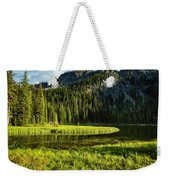 Wallowas - No. 8 Weekender Tote Bag