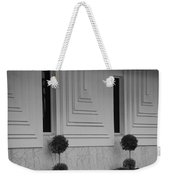 Walls And Windows Weekender Tote Bag