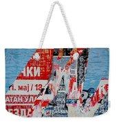 Walls - Ark Weekender Tote Bag