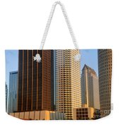 Walls Of Commerce Weekender Tote Bag