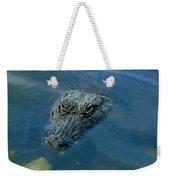 Wally The Gator Weekender Tote Bag