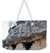 Walnut Canyon National Monument Cliff Dwellings Weekender Tote Bag
