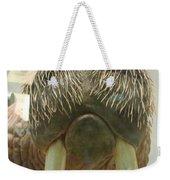 Walrus Whiskers Weekender Tote Bag