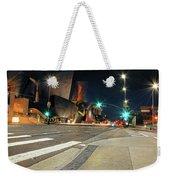 Walt Disney Concert Hall - Los Angeles Art Weekender Tote Bag