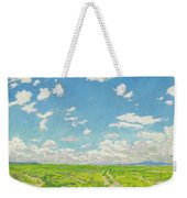 Walter Ufer 1876 - 1936 The American Desert Weekender Tote Bag