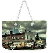 Walt's Diner - Vintage Postcard Weekender Tote Bag