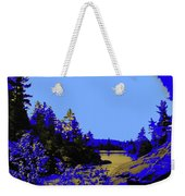 Wanapitae River Morning Weekender Tote Bag