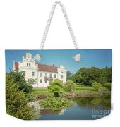 Wanas Castle Duck Pond Weekender Tote Bag