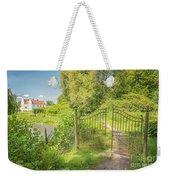 Wanas Castle Secret Gate Weekender Tote Bag