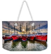 Wanchese Fishing Company Fleet Weekender Tote Bag