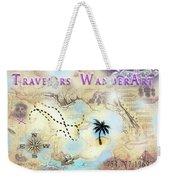 Wanderart Weekender Tote Bag