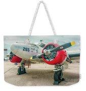 War Bird Weekender Tote Bag