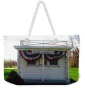 War Bond Headquarters 2 Weekender Tote Bag
