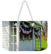 War Bond Headquarters Weekender Tote Bag