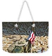 War Dogs Sacrifice Weekender Tote Bag