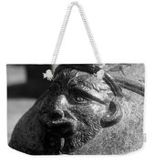 War Face Weekender Tote Bag