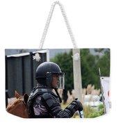 War Horse IIi - Tarqui Protest Weekender Tote Bag