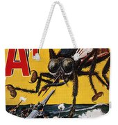 War Of The Worlds, 1927 Weekender Tote Bag