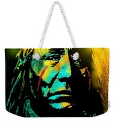 War Paint Weekender Tote Bag