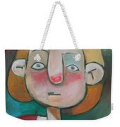 Wardrobe Malfunction Weekender Tote Bag