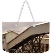 Warehouse Passage Weekender Tote Bag