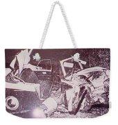 Warhol - Disaster Retrospective Series Andy Warhol Weekender Tote Bag