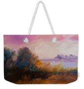 Warm Colorful Landscape Weekender Tote Bag