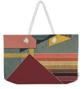 Warm Colors Weekender Tote Bag